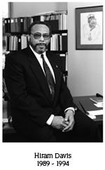 Hiram Davis, 1989-1994