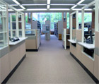Interior of Engineering Building