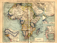 Map of Africa thumbnail image
