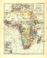 Afrika Politische Übersicht