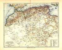 Algerien, Marokko und Tunis thumbnail image