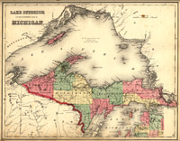 Michigan (Upper Peninsula) thumbnail image