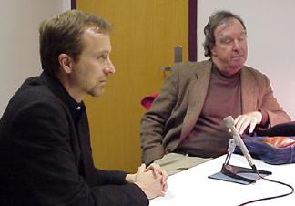 Joseph Featherstone and Dennis Hinrichsen