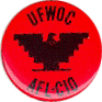 UFWOC AFL-CIO button