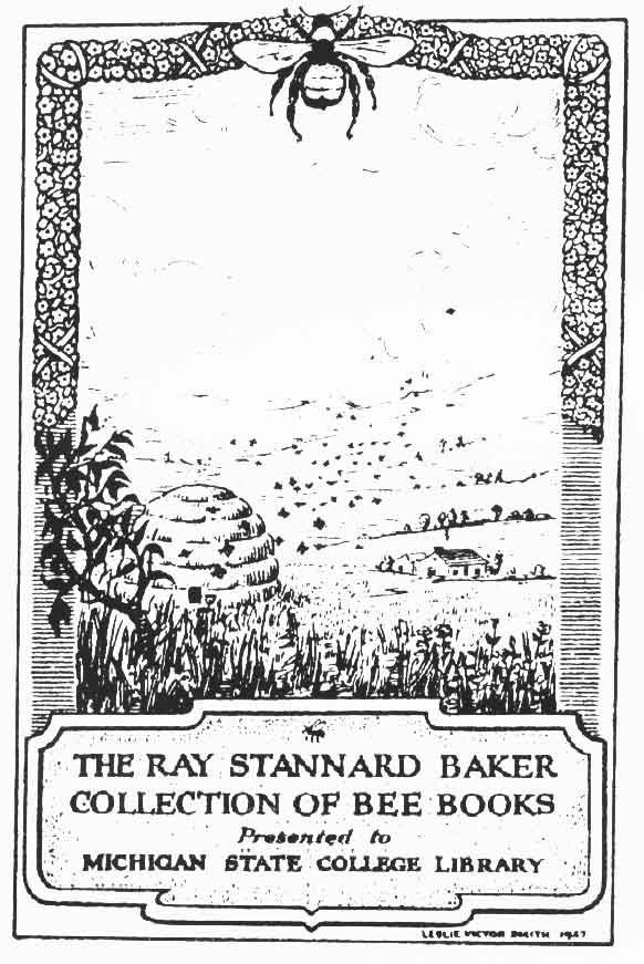 Cover of The Ray Stannard Collection of Bee Books
