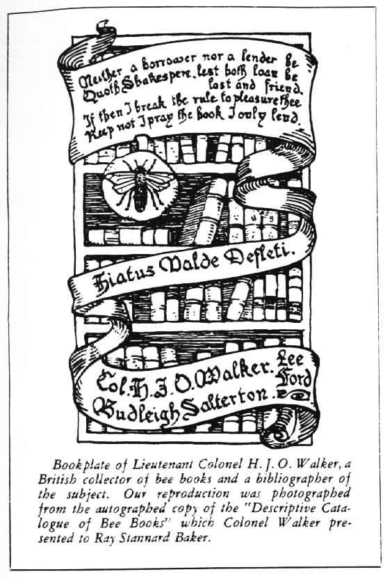 Bookplate image