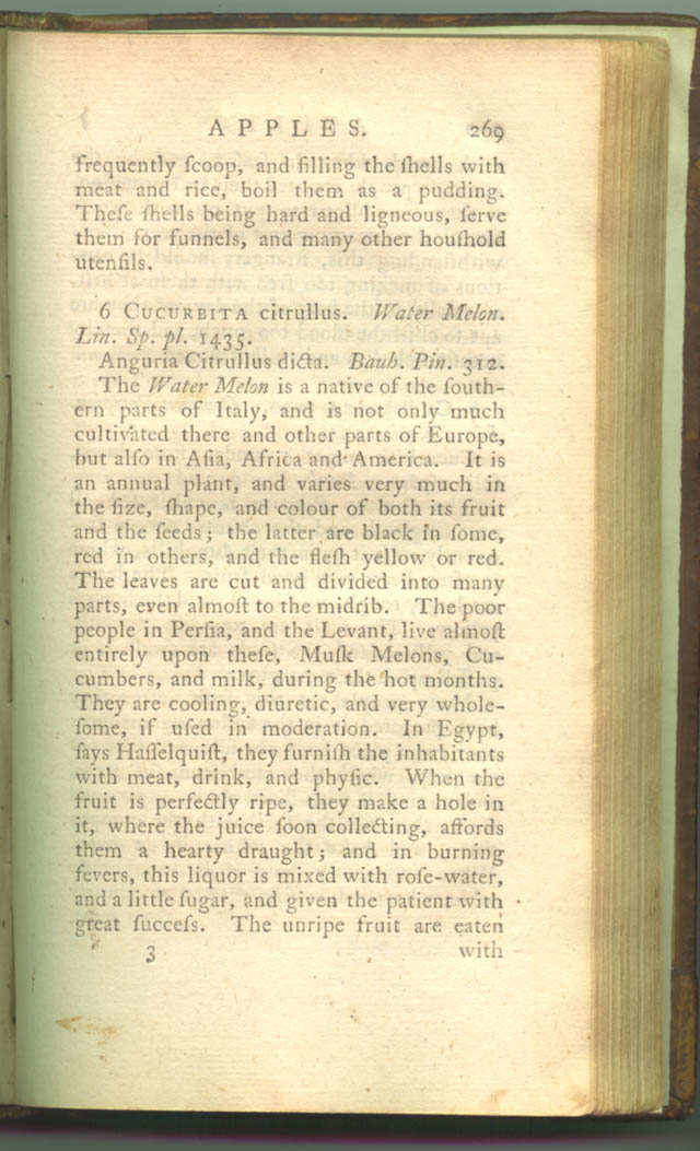 Page 269 of Flora Diaetetica by Charles Bryant