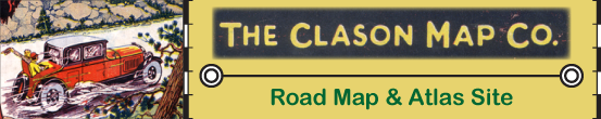 The Clason Road Map and Atlas Site
