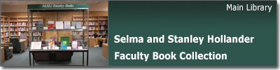 Faculty Book Exhibit