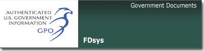FDsys