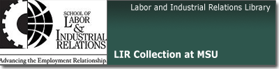 LIR Collection at MSU