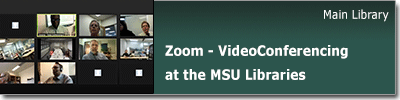 Zoom video conferencing system