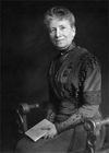 Image of Mrs. Linda Landon; Photo credit: Michigan State University Archives and Historical Collections