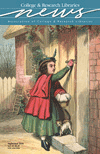 Image of a Sunday School Book cover of a child knocking on a door; from Sunday School book collection at http://digital.lib.msu.edu/projects/ssb/