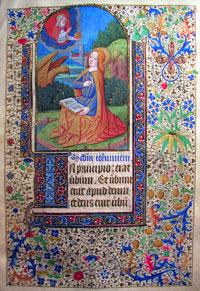 Horae Beatae Mariae Virginis (Book of Hours)